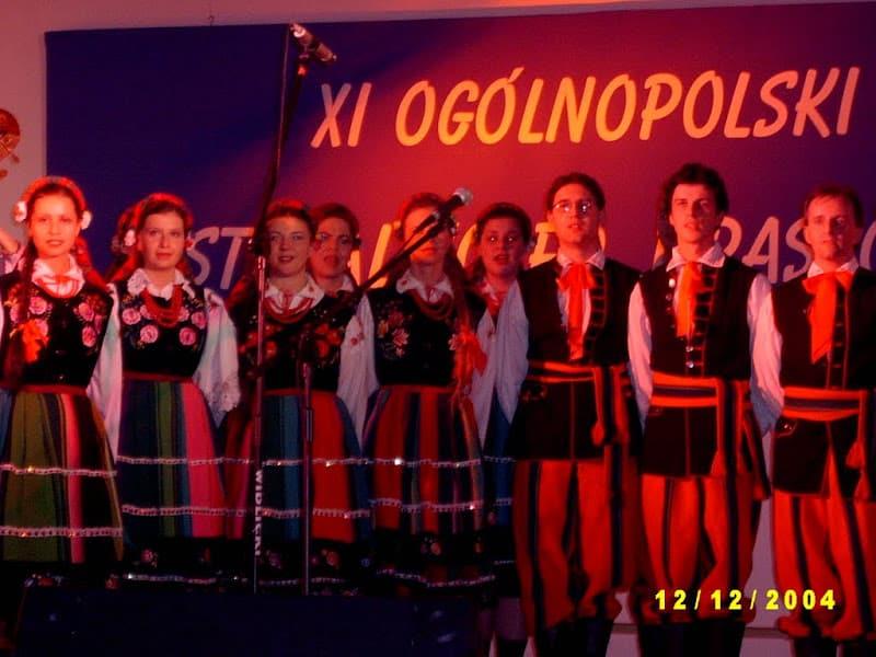 3 miejsce na XI Ogolnoposkim Festiwalu Kolęd i Pastorałek