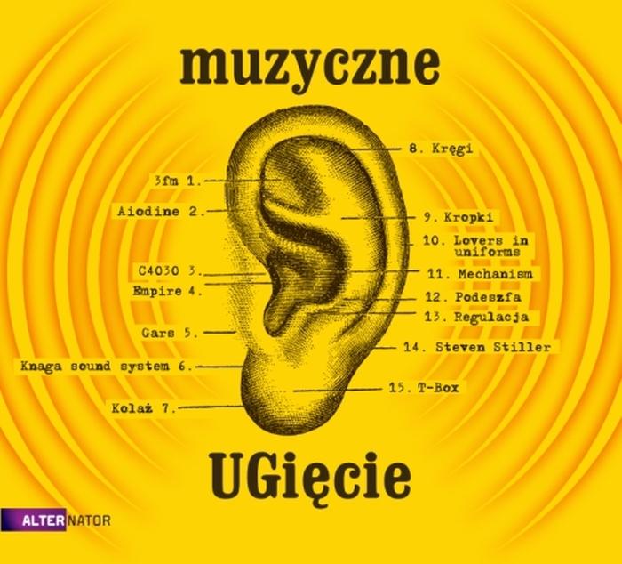 Muzyczne UGięcie CD vol 1