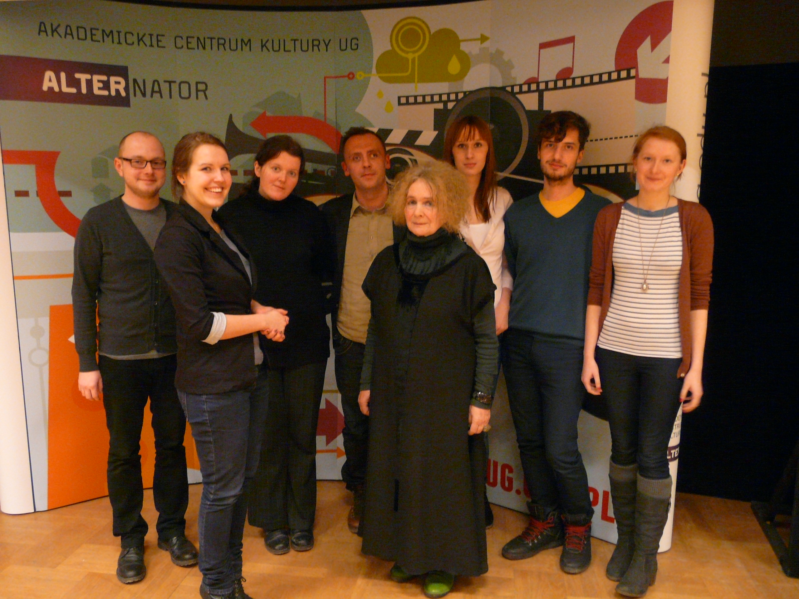 Cykl Europa bez fikcji : Pokaz filmu Gunnar szuka Boga i spotkanie z prof. Marią Szyszkowską