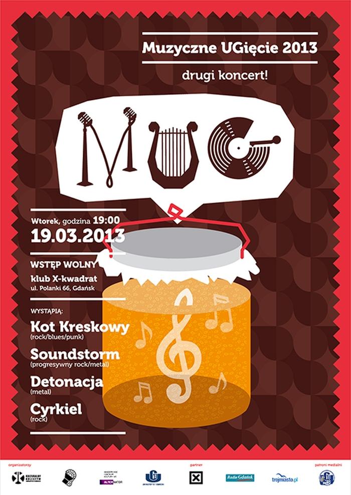 Muzyczne UGięcie 2013 v2