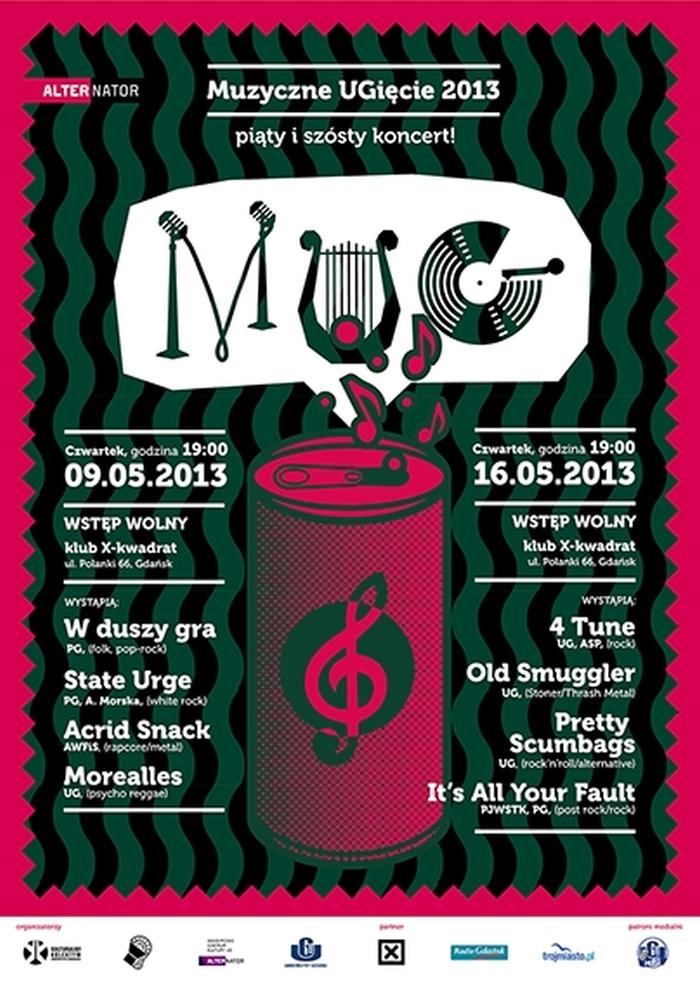 Muzyczne UGięcie 2013 v5