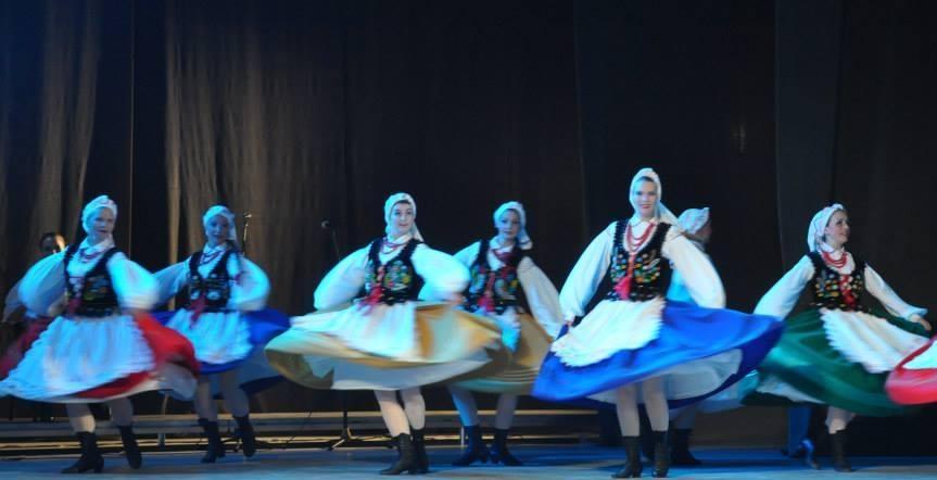 """ZPiT UG """"JANTAR"""" na Festiwalu Folklorystycznym w Bułgarii"""