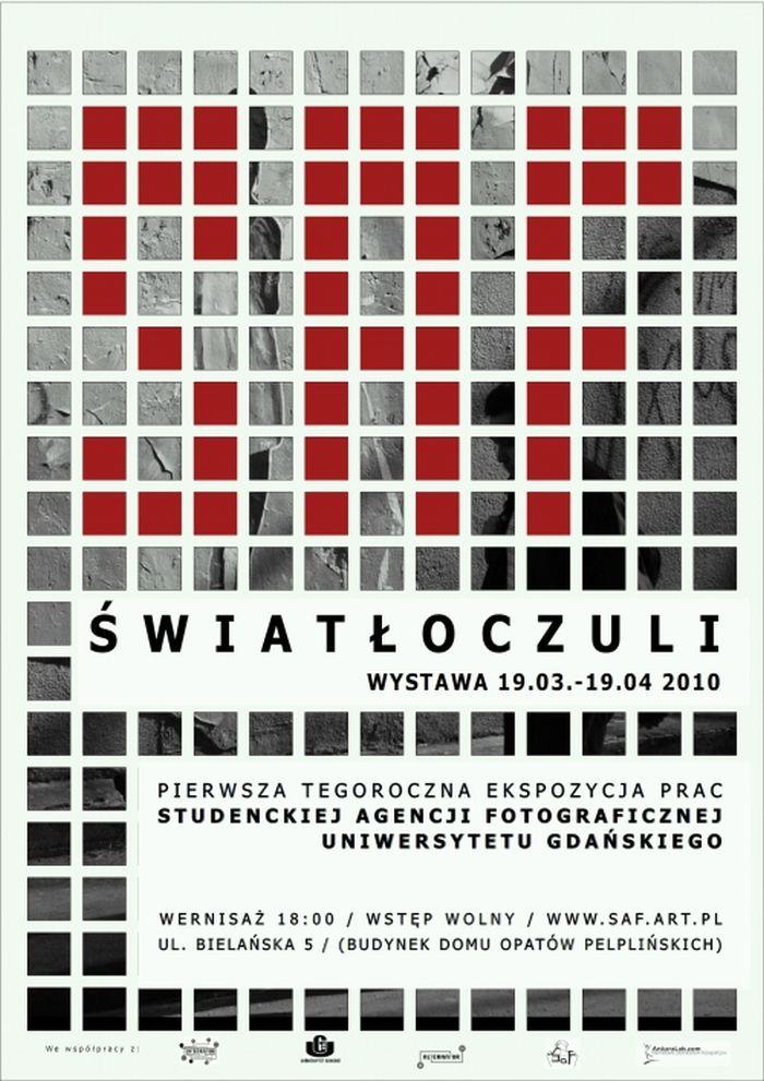 ŚWIATŁOCZULI - Wystawa fotografii SAF UG