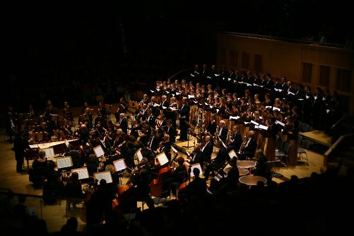 Koncert Papieski Chóru UG