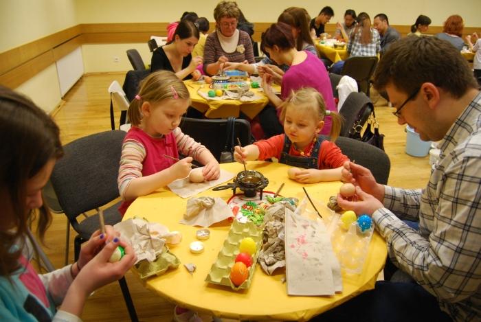 Jantar -  Świąteczne Jajcowanie 2011.04.16