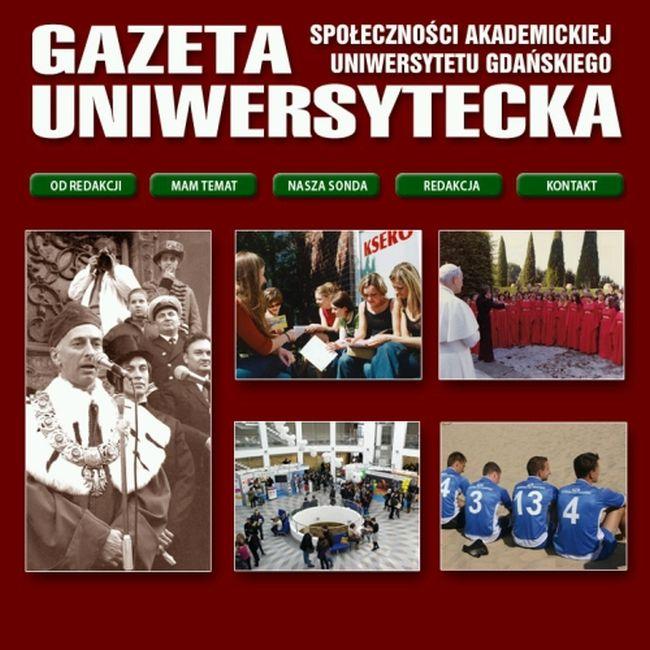 Alternator w jubileuszowym wydaniu Gazety Uniwersyteckiej