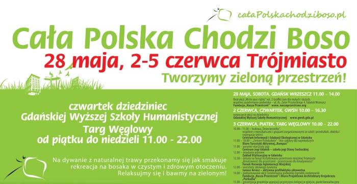 Cała Polska chodzi boso