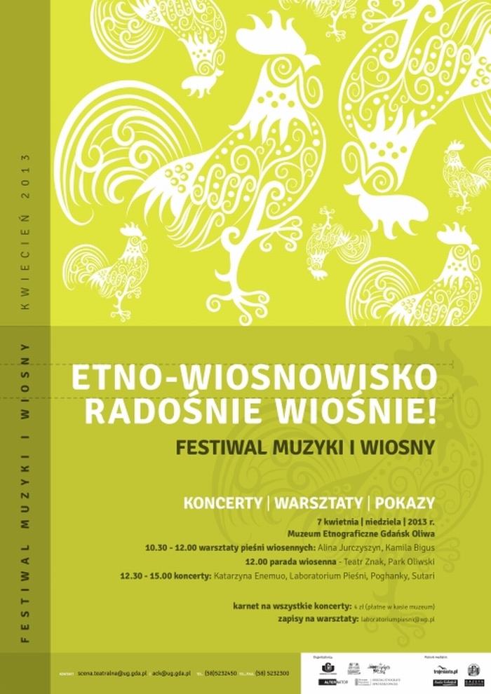 ETNO – WIOSNOWISKO Festiwal Muzyki i Wiosny