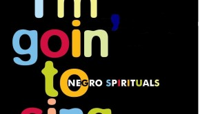 negro spirituals czarny duzy