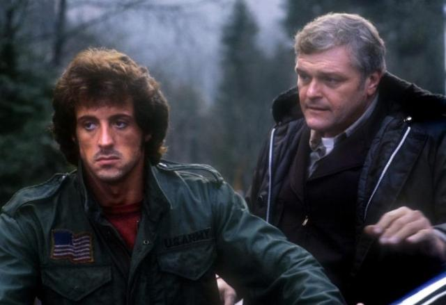 Pokaz filmu Rambo Pierwsza krew - Kinomobilizacja 2013