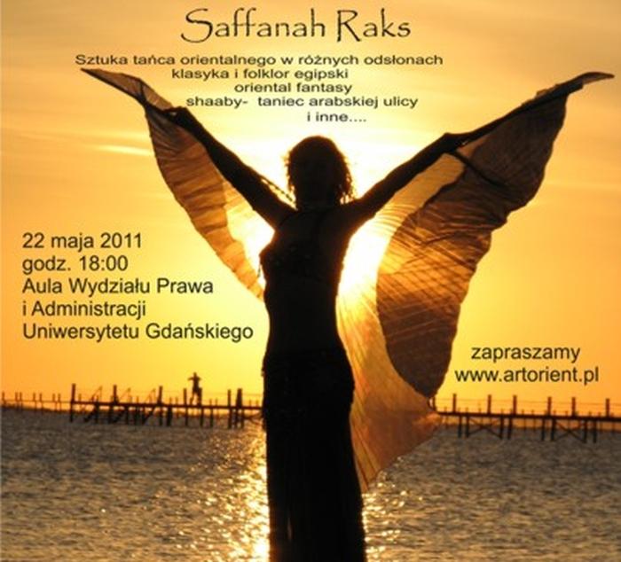 Saffanah Raks