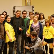 Kinematograf Polski marzec 2011 Spotkanie z Przemysławe