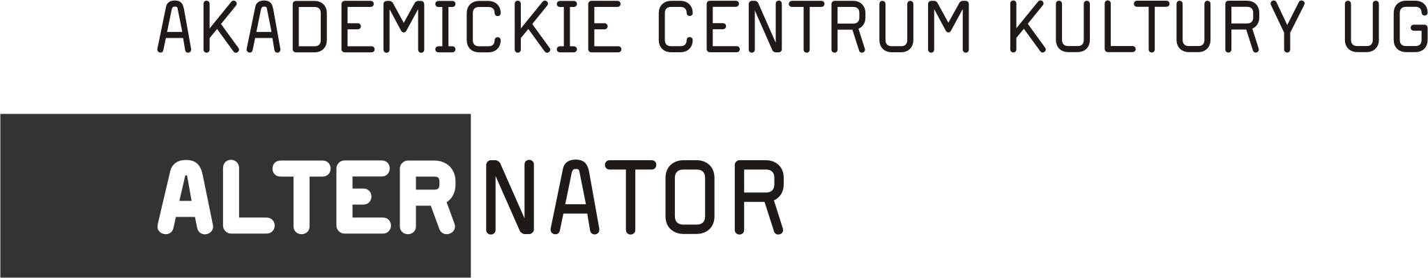 logo alternator akademickie centrum kultury ug 110916