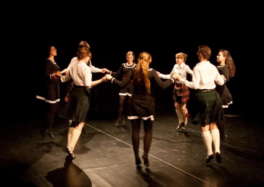 Warsztaty  tańca irlandzkiego i szkockiego dla początkujących