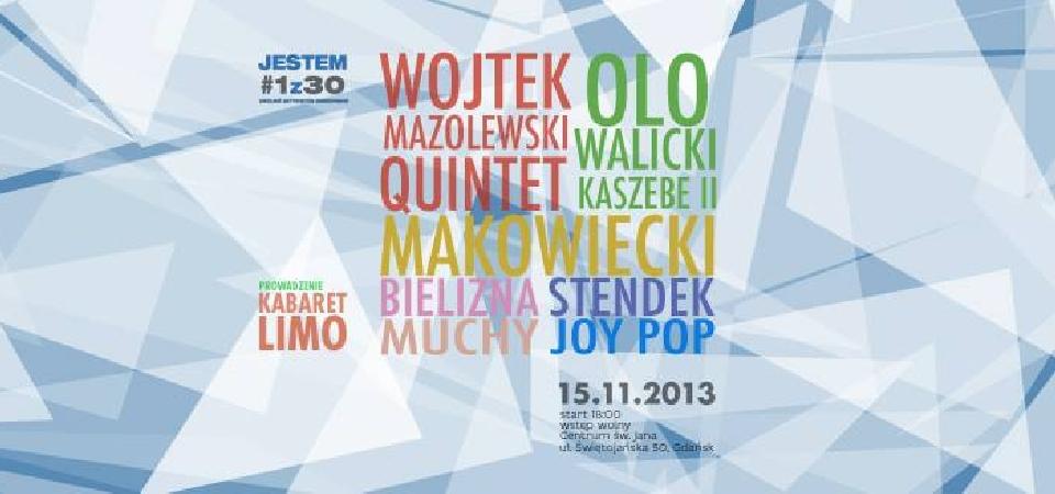 1 z 30 - koncert solidarnościowy z Arktyczną Trzydziestką