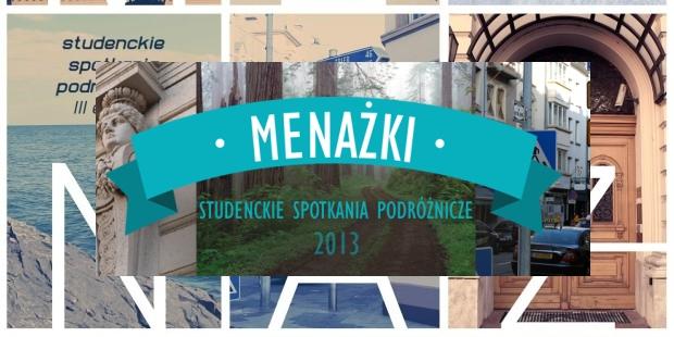 Menażki 2013 - program