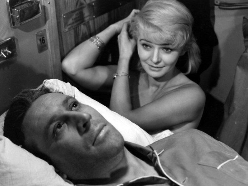 Cykl filmowy Dobre, bo polskie - pokaz filmu Pociąg (1956)