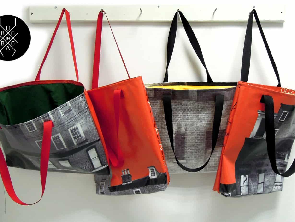 torby z banerów