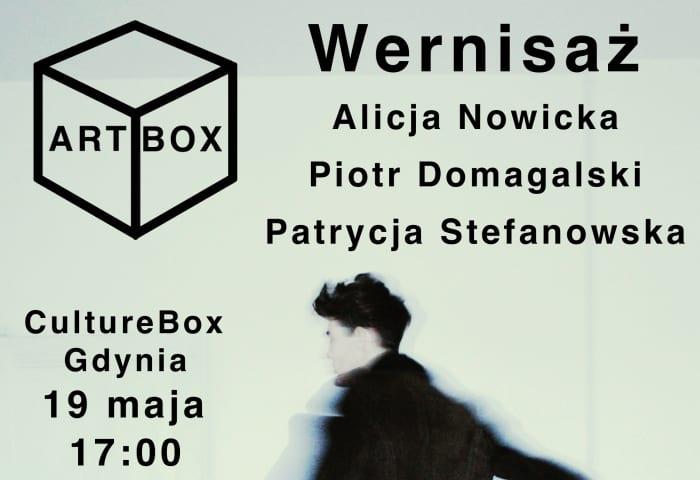 ART/BOX czyli sztuka w CultureBox - wernisaż