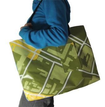 Manufaktura torby z odzysku