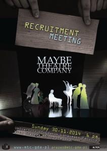 Maybe Theatre Company