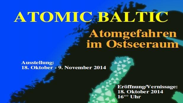 Atomowy Bałtyk - wykład  Falka Beyera z Nuclear Heritage Network