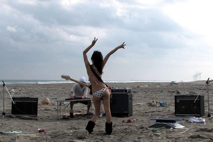 Konfrontacje - spotakanie z Marcinem Borchardtem i pokaz filmu I tak nie zależy Nam na muzyce