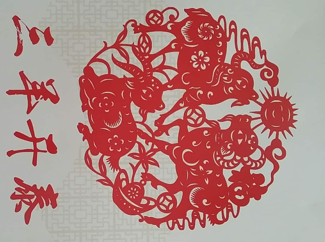 rok chiński