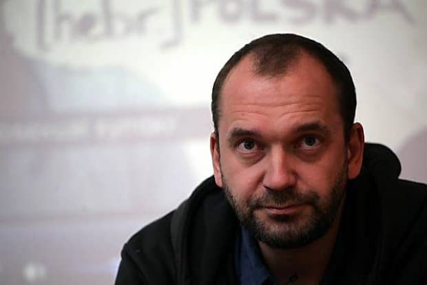 Artur Żmijewski - wykład i pokaz filmów