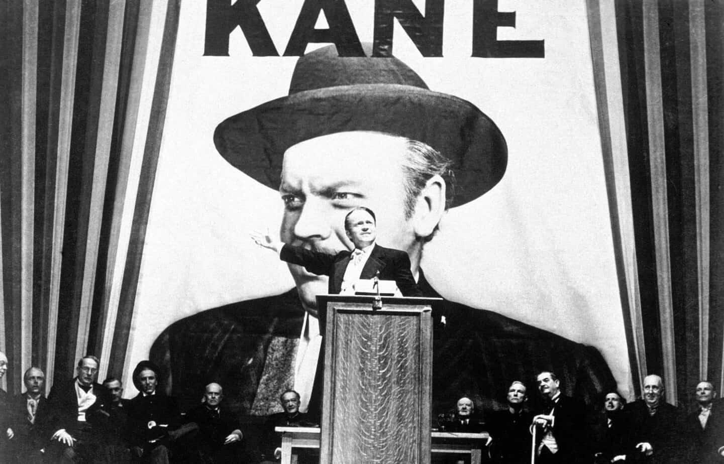Klasyczny klasyk - pokaz filmu Obywatel Kane