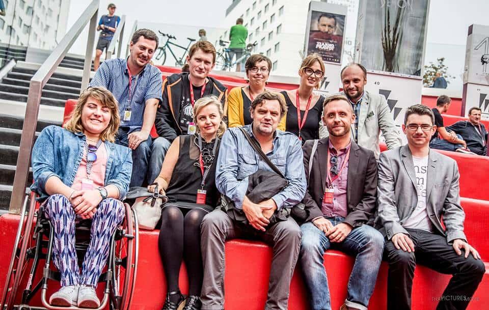 Pokaz filmu Miłość do Blondynki na 40. Festiwalu Filmowym w Gdyni