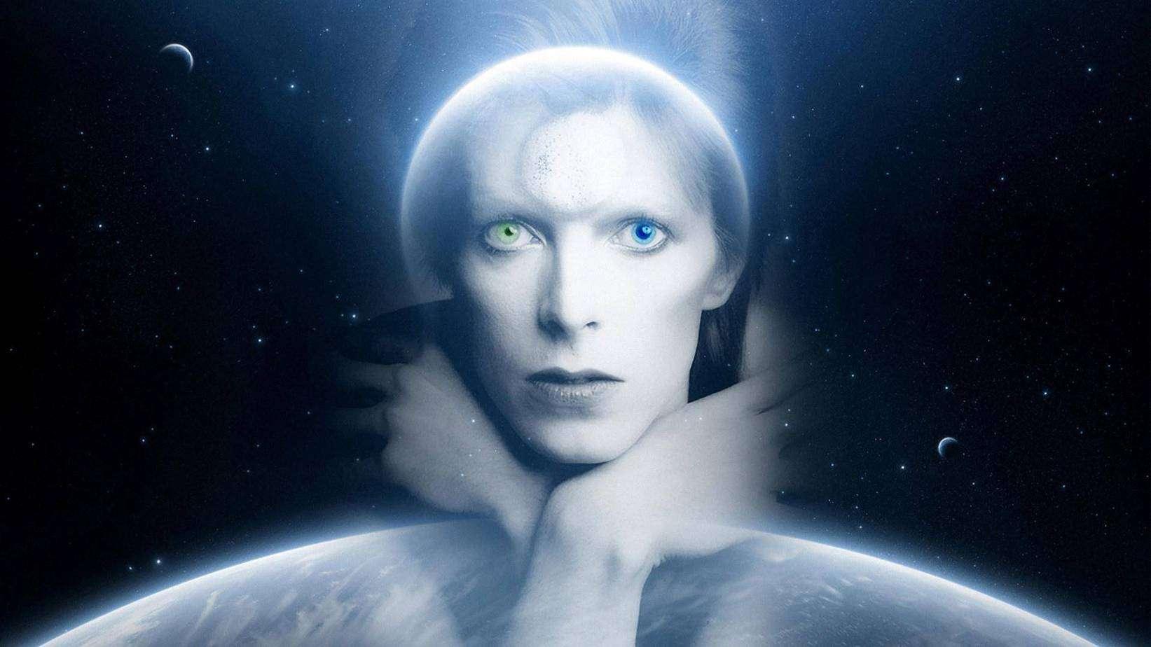 Klasyczny klasyk - Człowiek, który spadł na Ziemię
