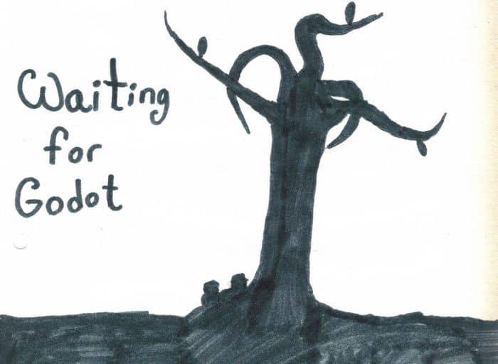 """Samuel Beckett – """"Czekając na Godota"""""""