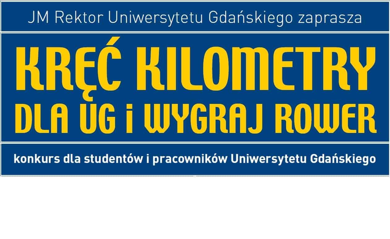 Baner konkurs Kręć kilometry dla UG2