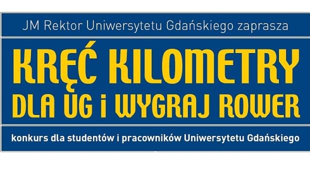 Baner konkurs Kręć kilometry dla UG3