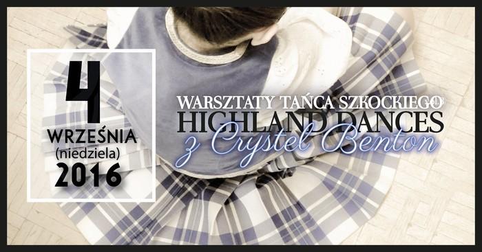 Highland Dances z Crystel Benton
