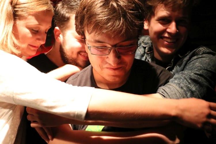Teatr Improwizacji - próba otwarta