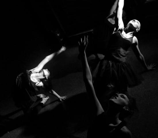 Teatr Tańca - nabór