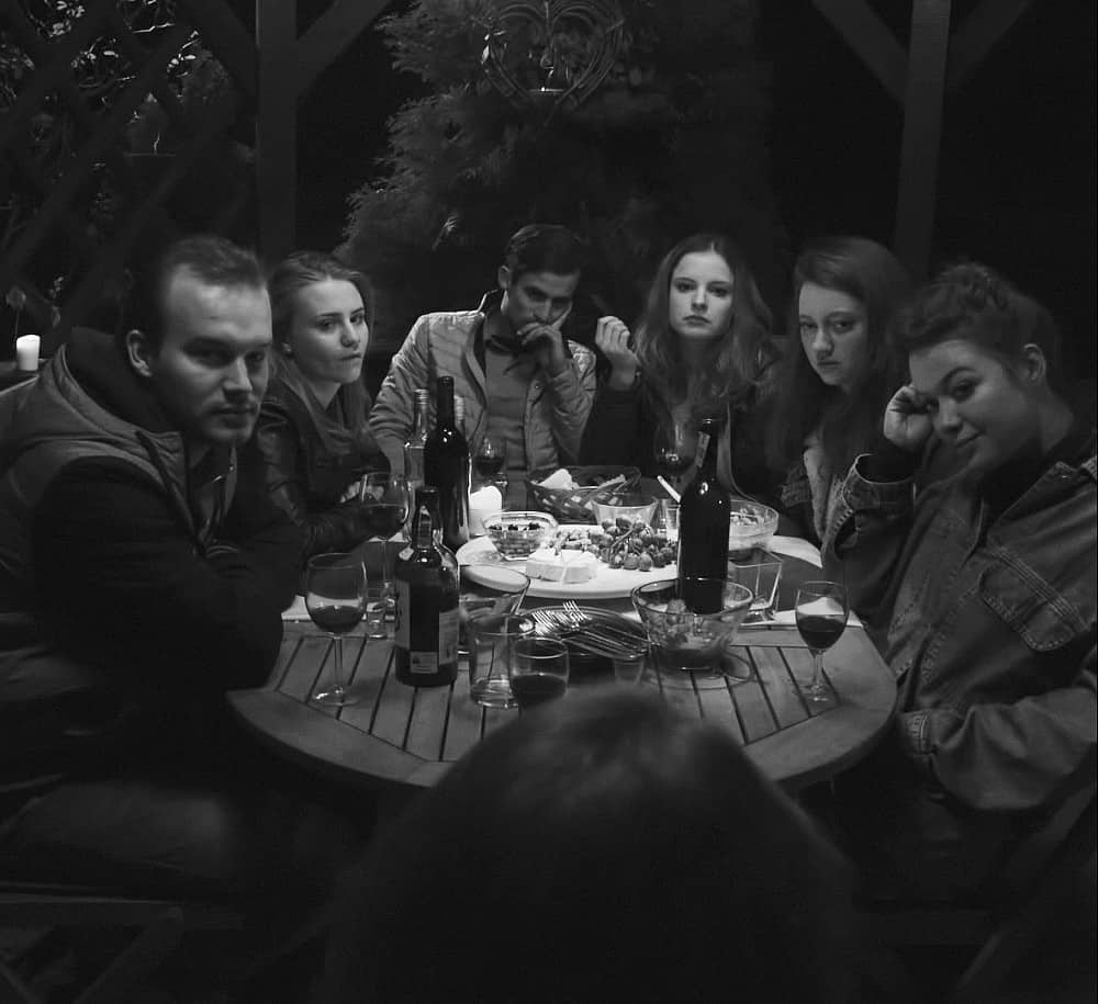 Pokaz przedpremierowy Knives out + spotkanie z Przemysławem Wojcieszkiem
