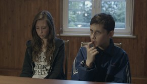 Kadr filmu Komunia