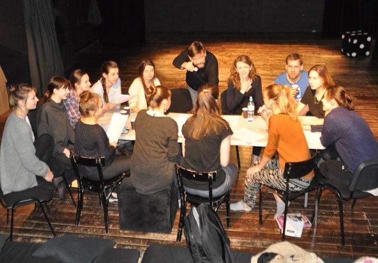 teatra tacka spektakl forum