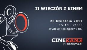 2 wieczór z kinem