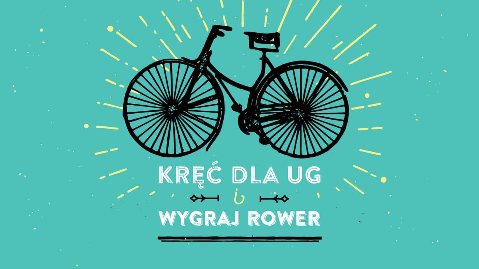 Wyniki konkursu Kręć dla UG i wygraj rower