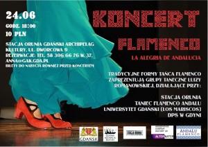 """Koncert flamenco """"La alegría de Andalucía"""""""