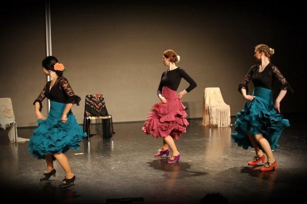 Zespół Tańca Uniwersytetu Gdańskiego LOS MARISCOS