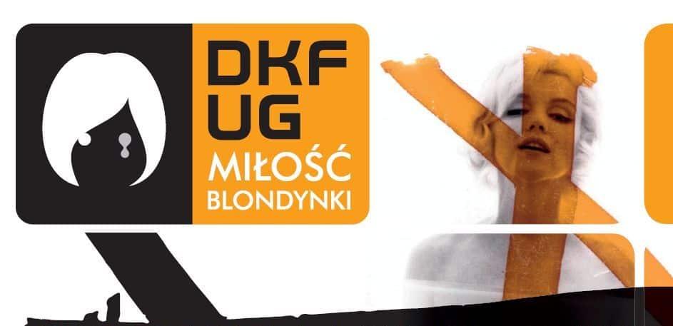 Nabór do Dyskusyjnego Klubu Filmowego UG Miłość Blondynki 2017/2018