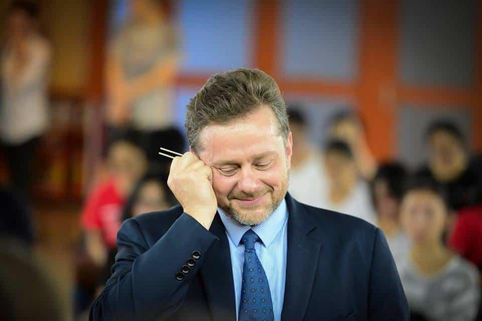 Jubileusz prof. Marcina Tomczaka