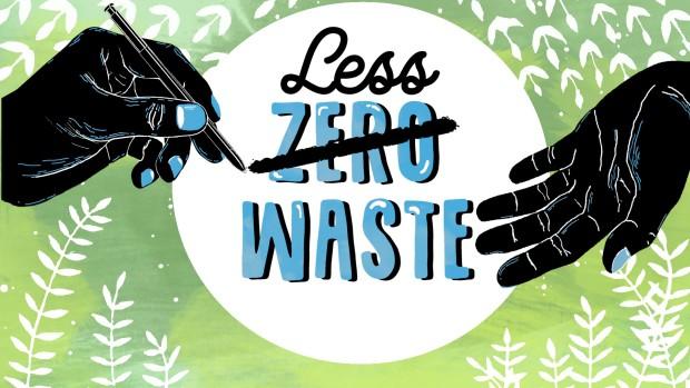 baner less waste - warsztaty