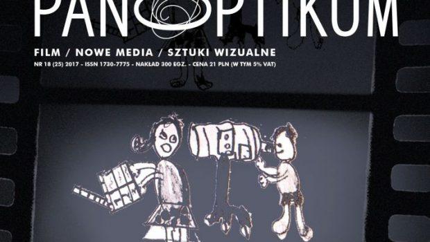 okładka czasopisma Panoptikum 2018
