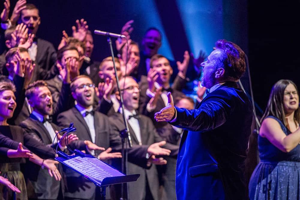 zdjęcie chóru
